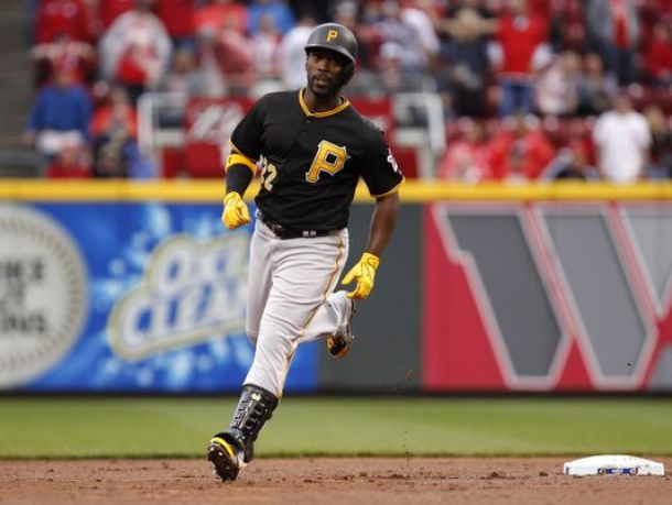 Pirates Pull Away From Giants Behind Big Night From McCutchen