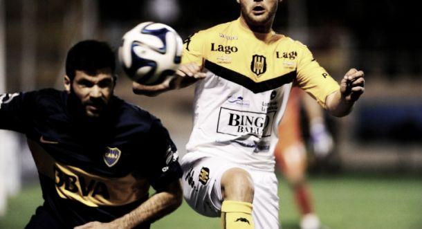 Historial: Boca Juniors - Olimpo