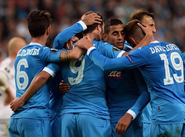 Napoli - Legia Varsavia, le formazioni ufficiali