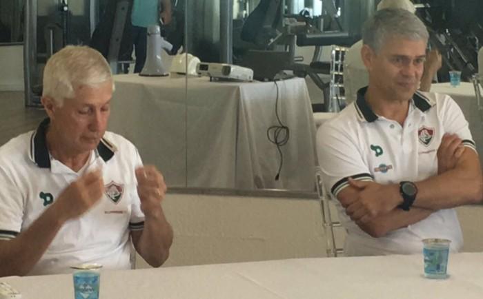 "Peter Siemsen define nome do CT do Fluminense: ""Pedro Antônio Ribeiro da Silva"""