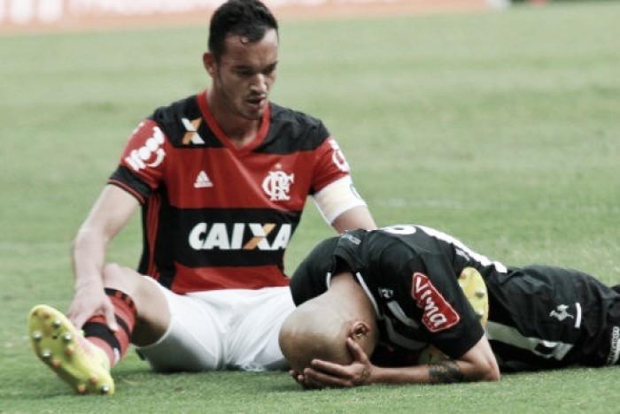 Atlético-MG e Flamengo ficam no empate em partida emocionante no Mineirão
