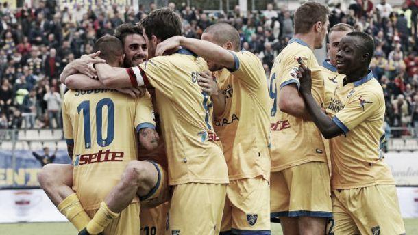 Un ottimo Frosinone batte la Sampdoria 2-0: le parole dei protagonisti