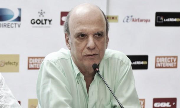 Martínez le cierra la puerta a Jonathan Gómez