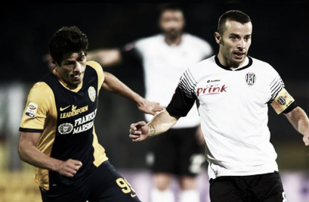 A Defrel risponde Gomez: è 1-1 tra Cesena e Verona