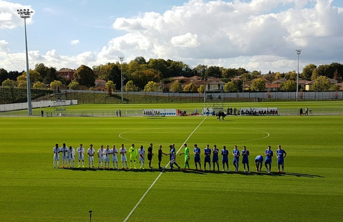 Youth League - La Juve primavera dilaga a Lione: Caligara, Leris e Clemenza firmano lo 0-3
