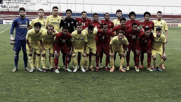 El Villarreal B cae ante Indonesia en Alzira