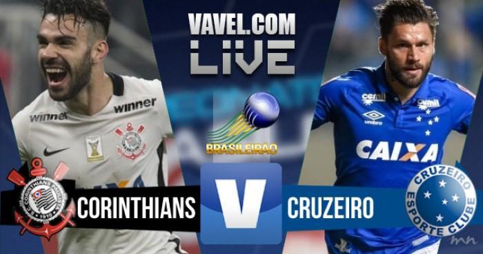 Empate entre Corinthians e Cruzeiro, que não ajuda ninguém
