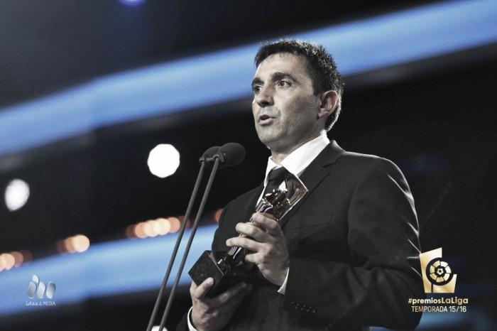 Garitano y Szymanowski, protagonistas de los Premios de La Liga