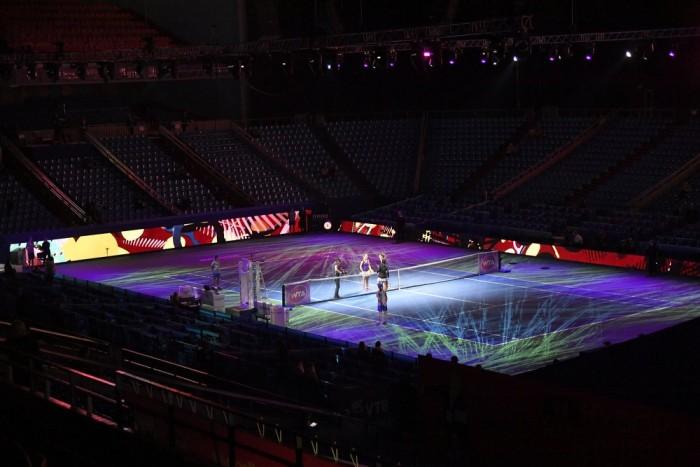WTA Mosca, risultati e programma