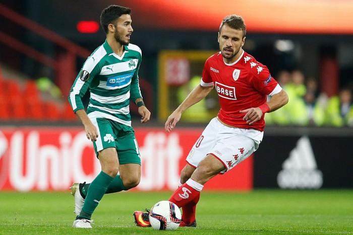 Europa League - Il Panathinaikos impatta a Liegi: 2-2