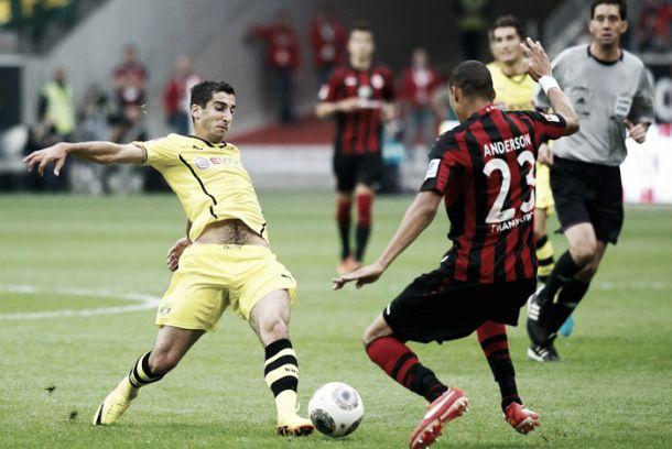 Image Result For El Partido De Borussia Dortmund Vs Eintracht Frankfurt En Vivo