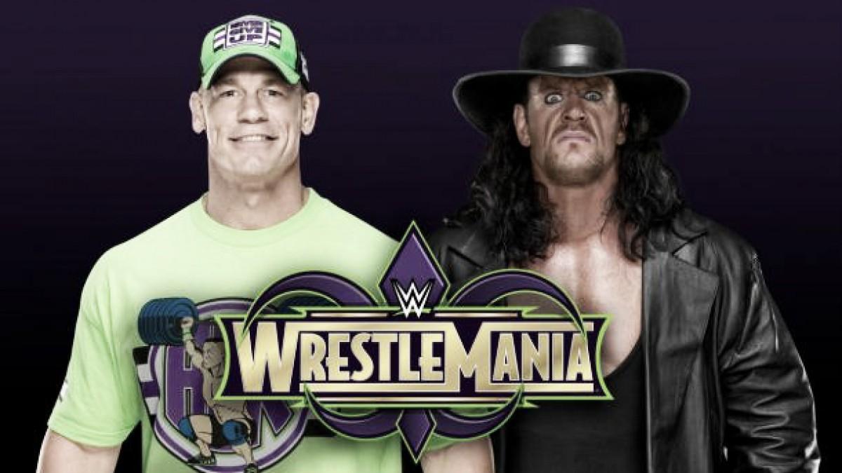 John Cena vs Undertaker: casi un hecho