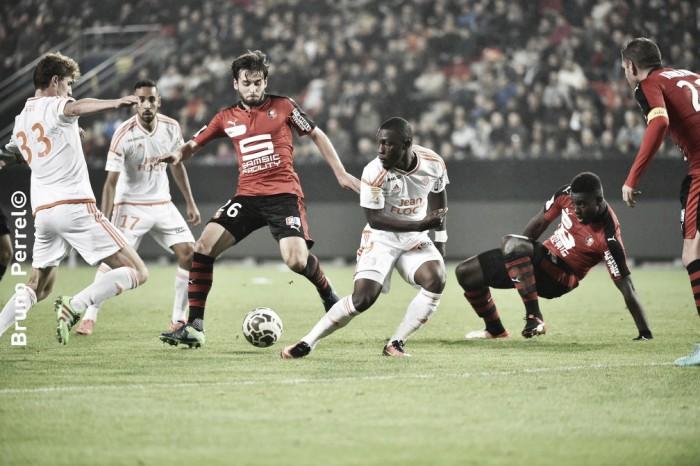 Stade Rennais 3-2 FC Lorient | Late goal seals derby cup win