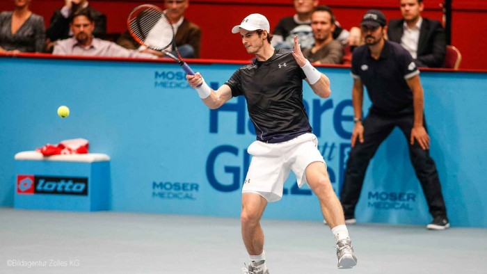 ATP Vienna, i quarti di finale: Murray sfida Isner