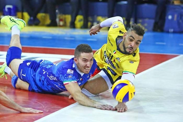 Volley M - A sorpresa Modena cade in casa, la Lube ringrazia e si prende la testa della Superlega