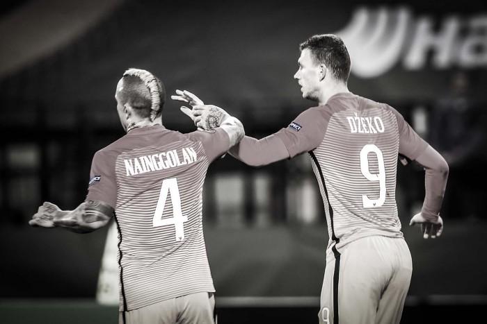 Roma - Bologna, Salah torna titolare