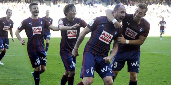 Liga - L'Eibar vince al fotofinish contro il Villarreal: decide Leon nel finale (2-1)