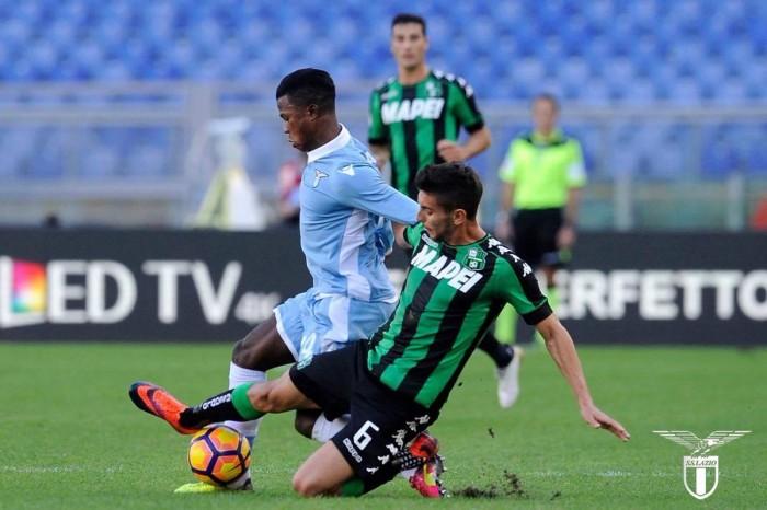 E' una Lazio che fa sognare: 2-1 contro il Sassuolo