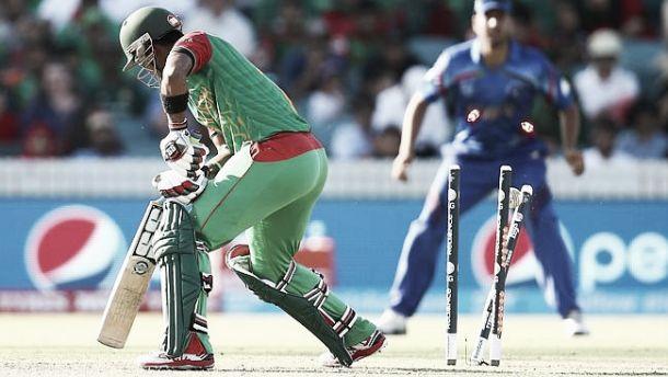 Bangladesh Spoil Afghanistan's World Cup Debut