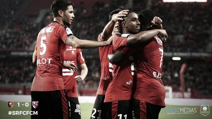 Stade Rennais 1-0 FC Metz: Hosts continue unbeaten at home