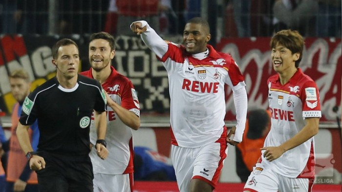 1. FC Köln 3-0 Hamburger SV: Anthony Modeste heaps more misery on bottom club
