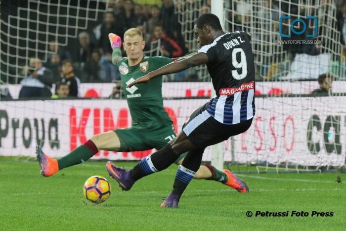 """Udinese, Delneri: """"Siamo ancora troppo lenti per fare un calcio micidiale"""", i giocatori: """"Si poteva vincere"""""""