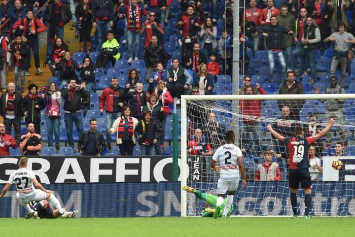 Serie A, buon punto dell'Udinese in casa del Genoa: al Ferraris finisce 1-1