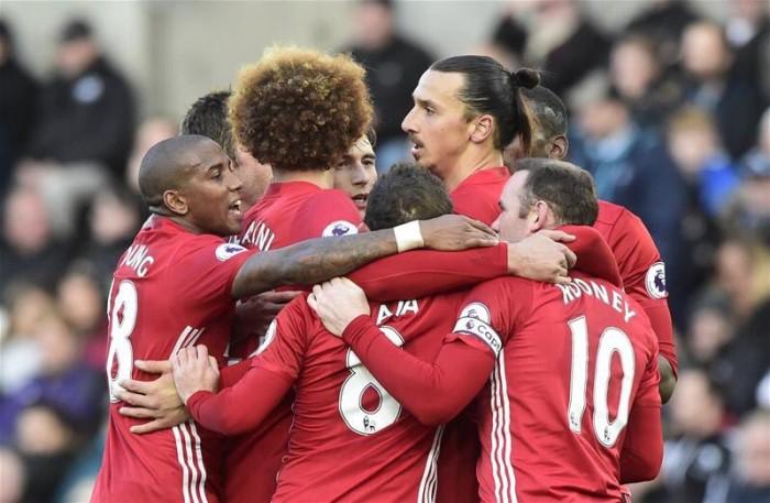 Premier League - Lo United torna a vincere, resuscita l'Hull City, il WBA fa il colpo