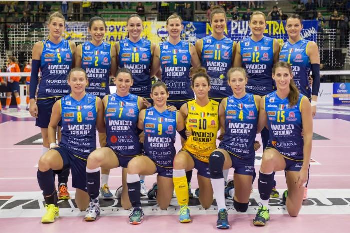 Volley, Serie A1 femminile: Conegliano schiaccia Bolzano, l'Imoco vince 3-0