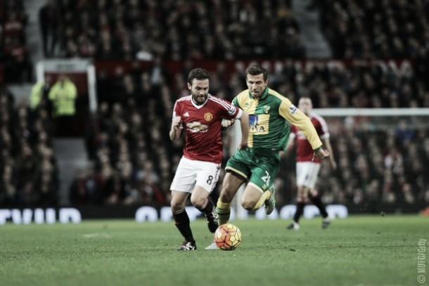 Lo United non tocca più il fondo: a Old Trafford passa il Norwich (1-2)