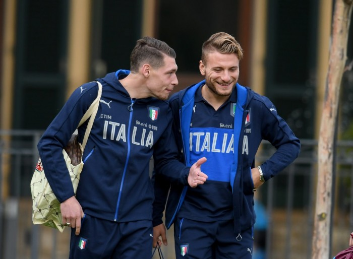 Italia - Ventura prova l'undici anti-Liechtenstein