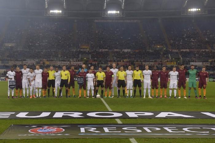 Europa League, Austria Vienna-Roma: le formazioni ufficiali