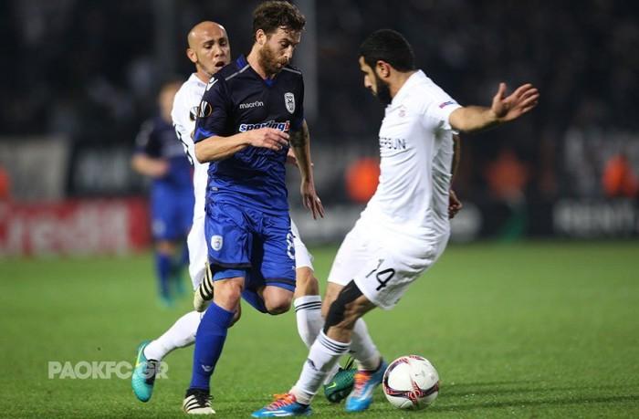 Europa League, Michel lancia il Qarabag: 0-1 sul campo del Paok