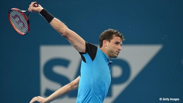 ATP Brisbane, Dimitrov e Raonic con fatica. Sorpresa Pouille