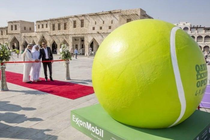 ATP Doha, il main draw: Djokovic è il n.1, quattro azzurri al via