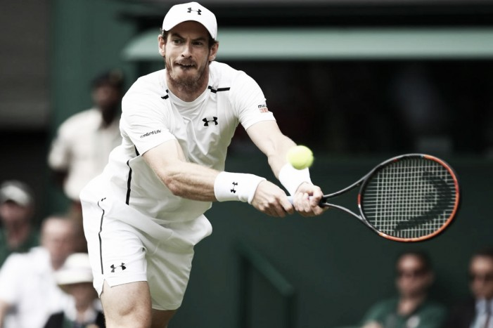 Wimbledon 2016: Murray moves into third round with commanding win over Lu