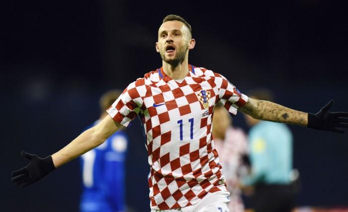 Qualificazioni Russia 2018 - Doppio Brozovic e la Croazia va: 2-0 all'Islanda