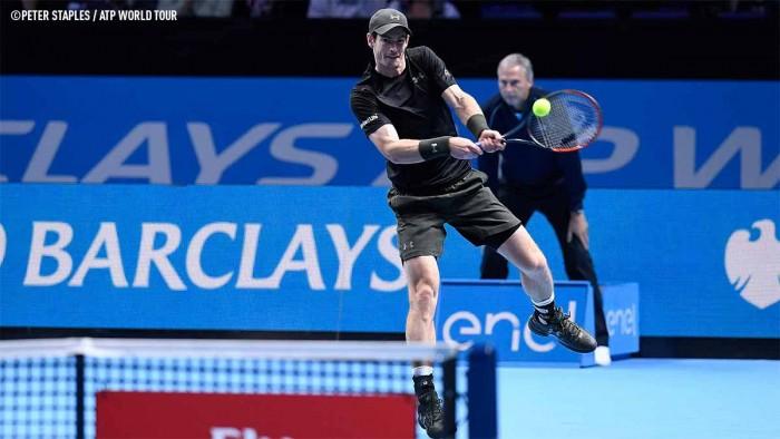 ATP Finals - Murray ingiocabile, Wawrinka saluta le Finals