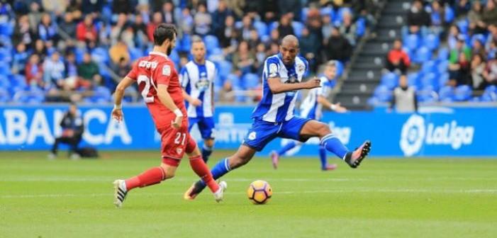 LaLiga: pazzo Siviglia, Deportivo raggiunto e superato nel finale!