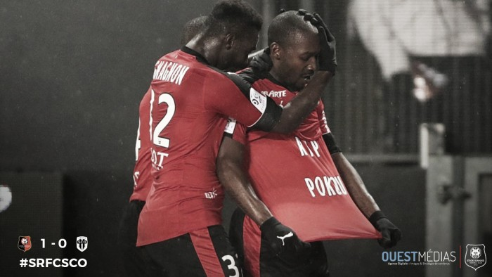Rennes 1-1 Angers SCO: Depleted visitors snatch late draw