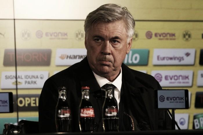 """Ancelotti: """"No estamos contentos"""""""