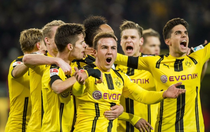 Aubameyang punisce Ancelotti, il Borussia Dortmund batte 1-0 il Bayern Monaco