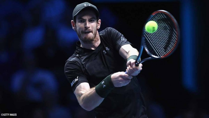 Atp Finals: rimontona Murray, piede in semifinale