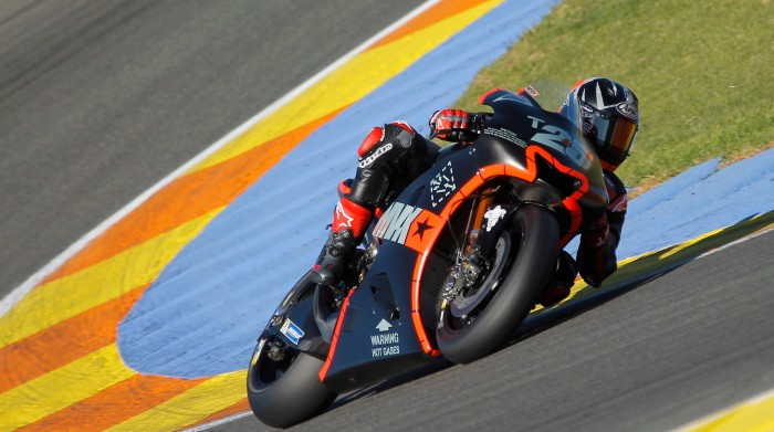 MotoGp, test di Valencia: è Vinales il più veloce