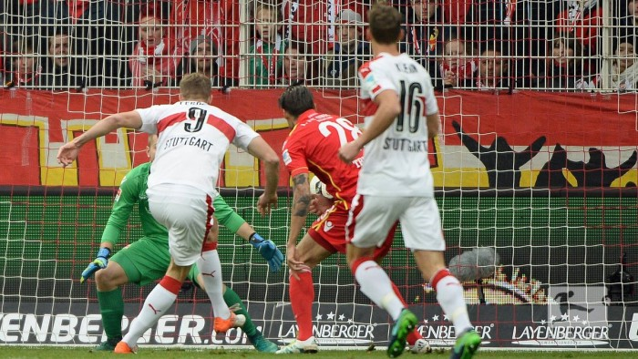 1. FC Union Berlin 1-1 VfB Stuttgart: Eiserne second half fightback denies top spot for Die Schwaben