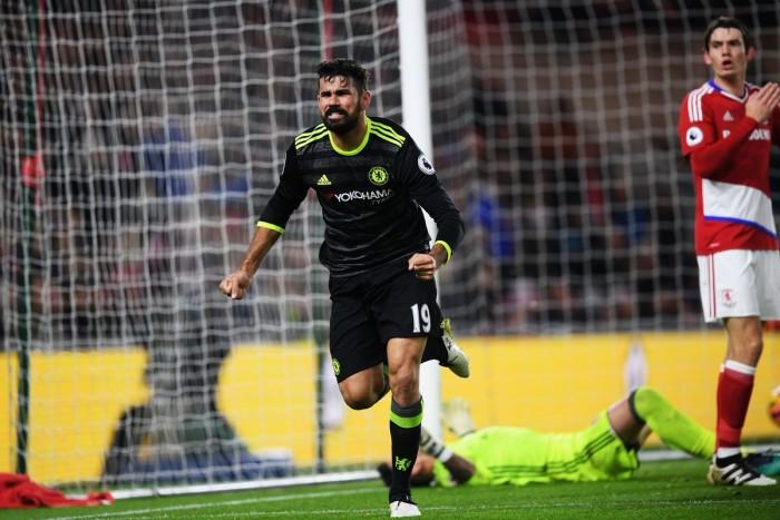 Premier League - Il Chelsea conquista la vittoria, ma fatica più del previsto con il Middlesbrough (0-1)