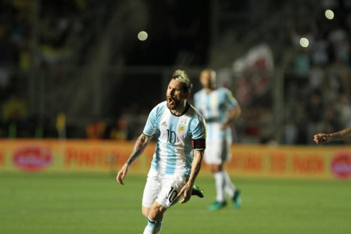 Qualificazioni Russia 2018 - L'Argentina risorge: 3-0 alla Colombia