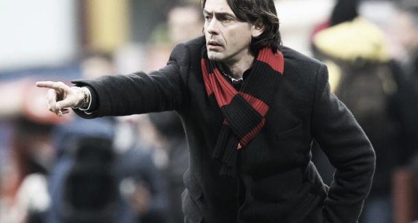 """Milan, Inzaghi:"""" Col Cesena mi aspetto la partita della svolta"""""""