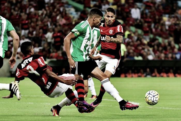Flamengo empata com Coritiba no Maracanã e dá adeus à briga pelo título do Brasileirão