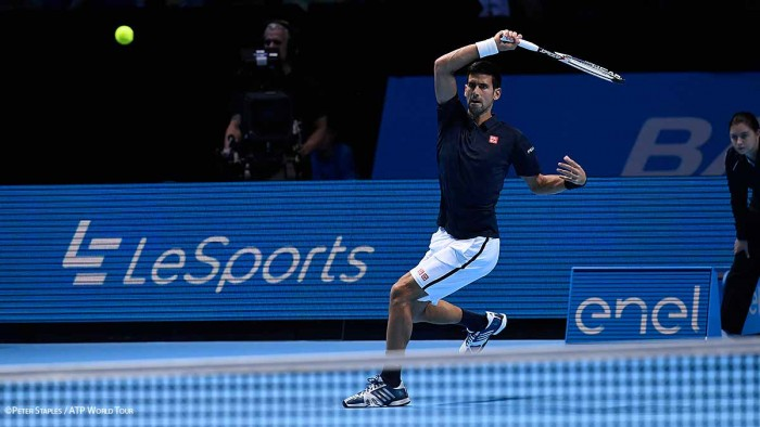 Tennis, Atp Finals: Djokovic e Murray si sfidano a distanza in semifinale
